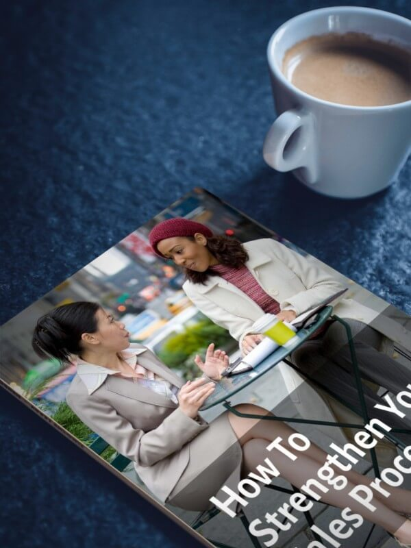 book cover with coffee